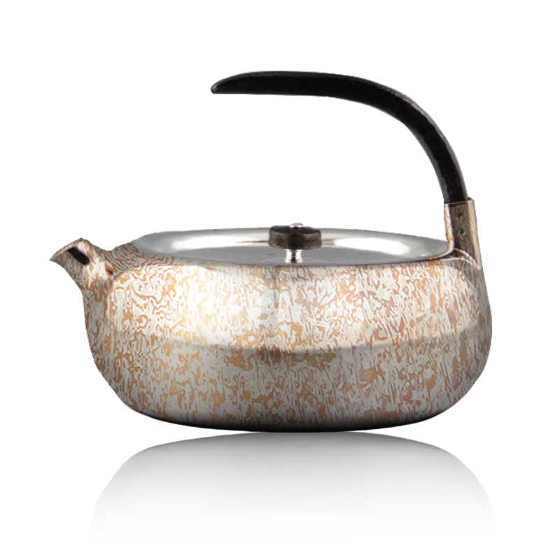 Mokume gane Teapot