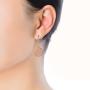 earring model 3_rose gold