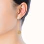 earring model3_鸳鸯黄金a