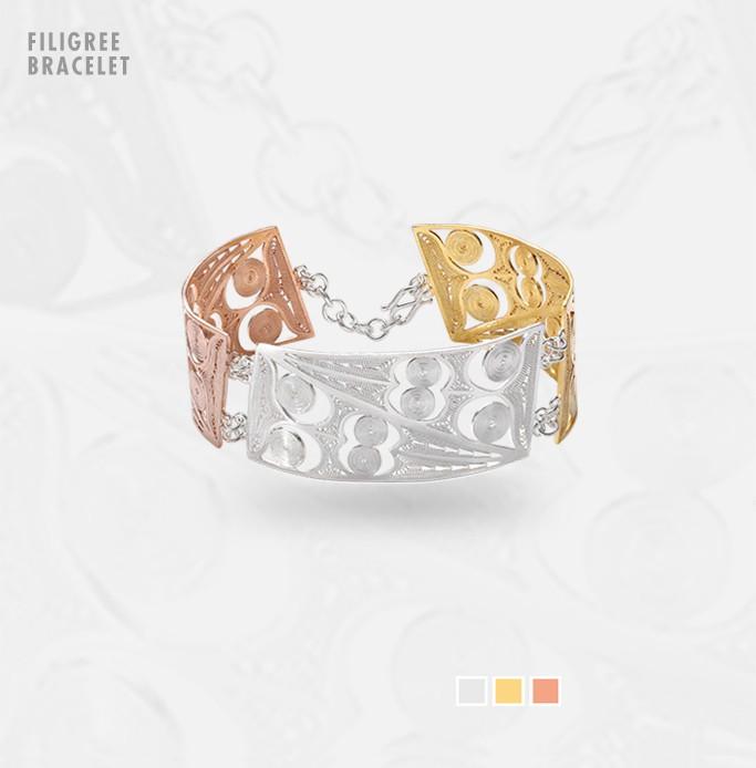 WEI YEE's Filigree Bracelet