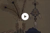 Wei Yee Kesi (Chinese Silk Tapestry Weaving)